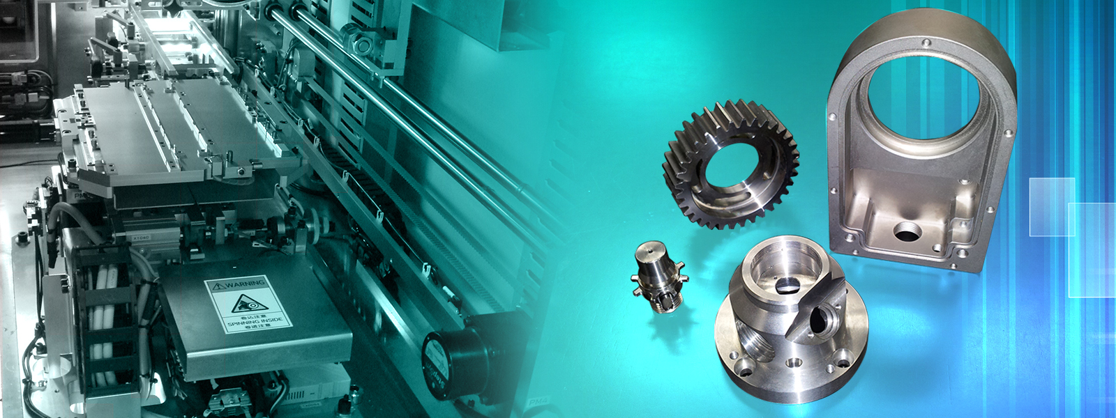 Fabrication of Machine Parts